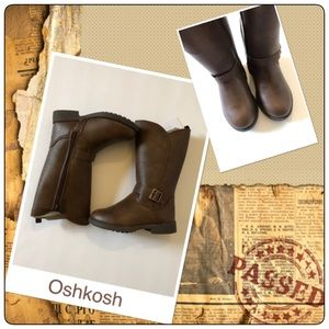 🆕 Oshkosh B'gosh Toddler Girl Boots
